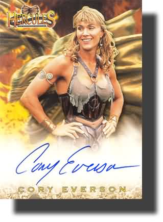 cory everson